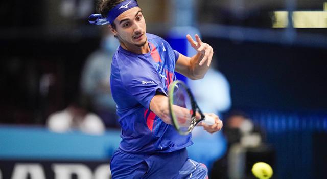 Tennis, ATP Vienna 2020: Lorenzo Sonego combatte ma il titolo è di Andrey Rublev