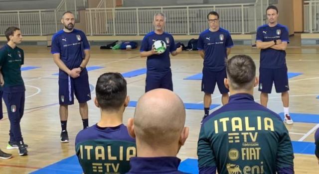 Calcio a 5, Italia: i 21 convocati di Bellarte per il raduno di dicembre