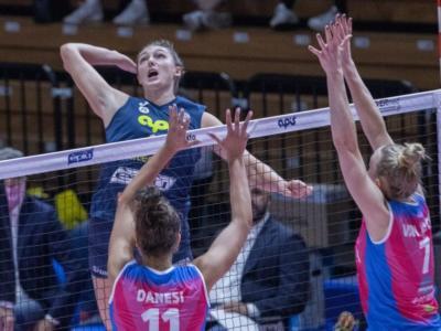 Volley femminile, Serie A1 2020-2021: Monza soffre e rimonta sul campo di Casalmaggiore