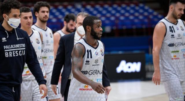 Basket, la Germani Brescia perde a Ulm e rimane all'ultimo posto nel girone B di EuroCup 2020-2021