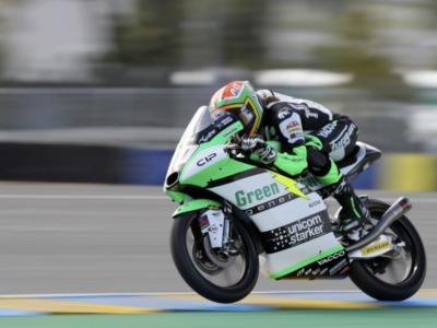 Moto3, risultati qualifiche GP Valencia 2020: pole da record per Darryn Binder, Migno 5° davanti ad Arenas e Ogura, Vietti 9°, Arbolino 13°