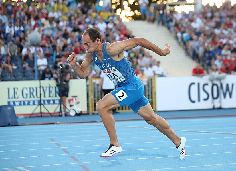 """Atletica, Davide Re: """"Sto rispettando i tempi di recupero. La finale  olimpica è un obiettivo difficile ma non impossibile"""" – OA Sport"""