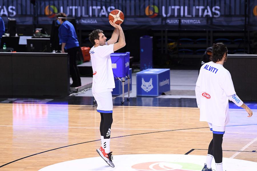 Russia Italia basket: programma, orario, tv. Qualificazioni Europei 2022