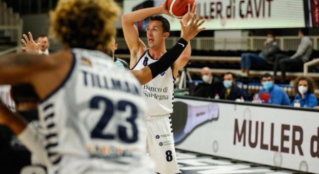 LIVE Dinamo Sassari-Brindisi 87-100, Serie A basket 2020-2021 DIRETTA: Brindisi allunga nel finale e fa 7 successi consecutivi