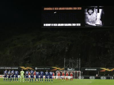 """Calcio, la Serie A omaggerà Diego Armando Maradona: """"Ciao Diego"""" sugli spalti e """"Live is Life"""" durante il riscaldamento"""
