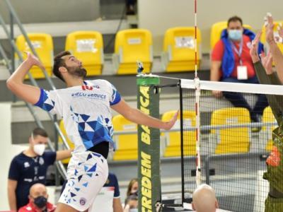 Volley, Diego Cantagalli nella storia: il figlio di Bazooka firma il record di punti in Italia! 46 sigilli in una partita!