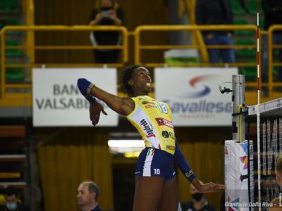 Volley femminile, serie A1, anticipi 12. giornata. Conegliano inarrestabile: domina anche il big match di Novara. Firenze ok