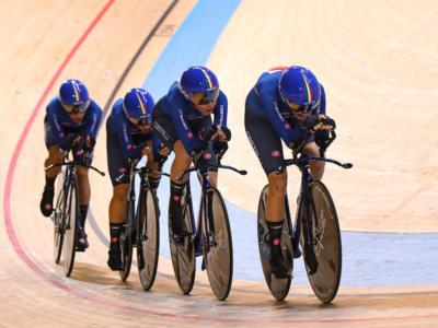 LIVE Ciclismo su pista, Europei 2020 in DIRETTA: ITALIA, TRIS D'ARGENTO! Azzurre (con record) e azzurri secondi nell'inseguimento, Barbieri seconda nell'eliminazione!