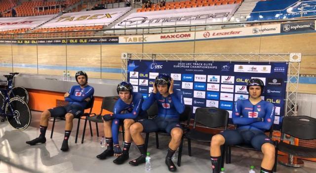 Ciclismo su pista, Europei 2020 oggi: orari, tv, programma, italiani in gara giovedì 12 novembre