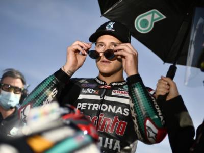 """MotoGP, Fabio Quartararo: """"Una giornata davvero splendida, come la pista! Domani voglio conferme"""""""
