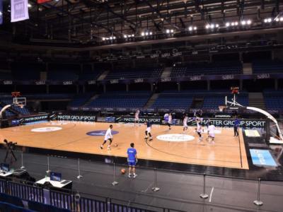 Basket, Qualificazioni Europei 2022: Italia-Macedonia del Nord sarà recuperata nella finestra di febbraio