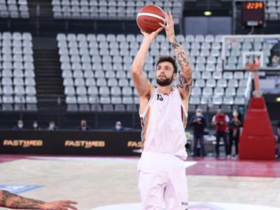 Basket: Tommaso Baldasso realizza una tripla doppia in Virtus Roma-Venezia, non accadeva da 16 anni in Serie A