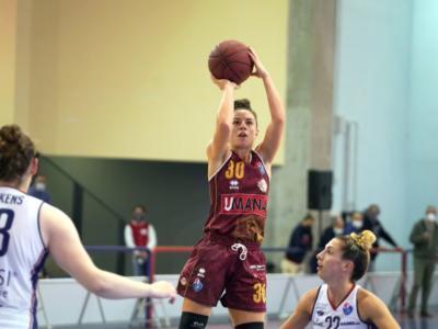 Basket femminile, Serie A1: 8a giornata, Venezia difende la leadership a Sassari. Schio con Mestdagh