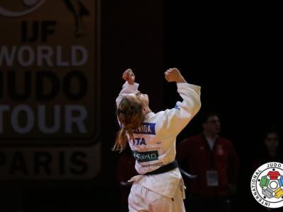 """Judo, Odette Giuffrida: """"Sono maturata. Ho bisogno di affrontare la Abe prima delle Olimpiadi"""""""