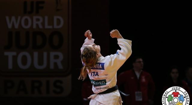 Judo, Odette Giuffrida in finale agli Europei!! Sfida per il titolo con la n.1 al mondo Buchard