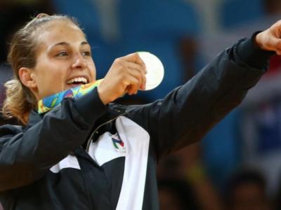 """Judo, Odette Giuffrida: """"Dopo Budapest siamo ancora più carichi. Spero di affrontare Bilodid e Abe sul tatami"""""""