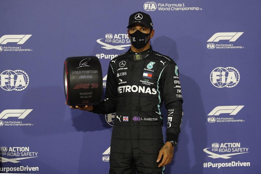 """F1, Lewis Hamilton: """"Sarei favorevole a un ritorno della competizione tra fornitori di gomme"""""""