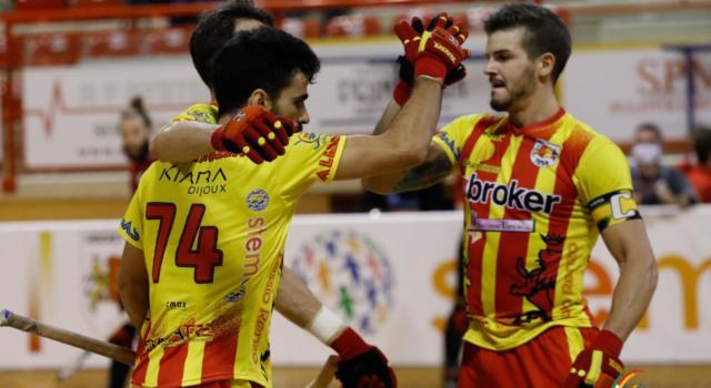 Hockey pista, Serie A1: Sarzana e Valdagno vincono ancora, bene anche Lodi