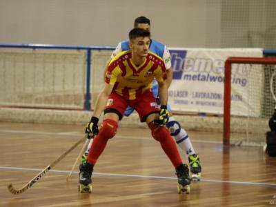 Hockey pista, Serie A1: i migliori italiani della prima parte di campionato
