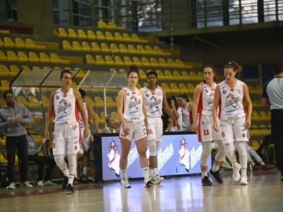 Basket femminile, Serie A1 2020-2021: rinviata Lucca-Broni, troppi casi di positività al Covid-19 nel club toscano