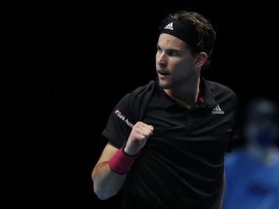 Tennis: Dominic Thiem giocherà la Laver Cup 2021