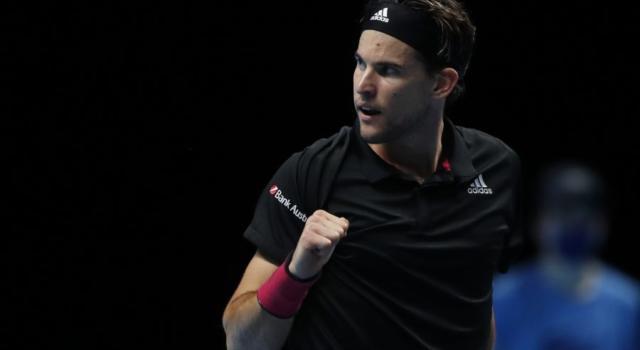 LIVE Medvedev-Thiem 4-6 7-6 6-4, Finale ATP Finals DIRETTA: il russo è il Maestro 2020, rimpianti per l'austriaco