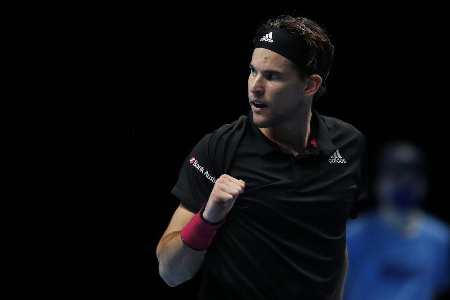 LIVE Medvedev-Thiem 3-4 |  Finale ATP Finals DIRETTA |  break di distanza nel primo set!