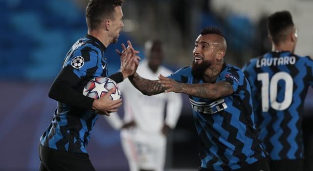 Calcio, Champions League 2020-2021: Inter all'ultima chiamata contro il Real Madrid a San Siro
