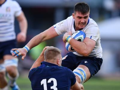 Rugby, infortunio per Jake Polledri e Autumn Nations Cup terminata per lui