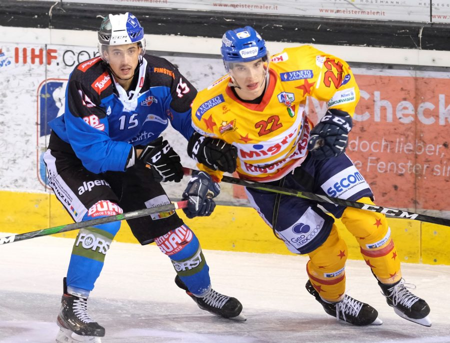 Hockey ghiaccio, Asiago ko ai supplementari contro l'HK Olimpija in gara 1 della finale di Alps League 2021