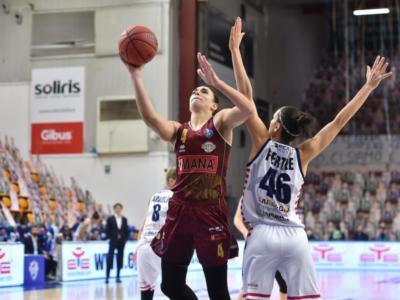 Basket femminile, Serie A1 2020-2021: in programma domani il big match tra Reyer Venezia e Virtus Bologna