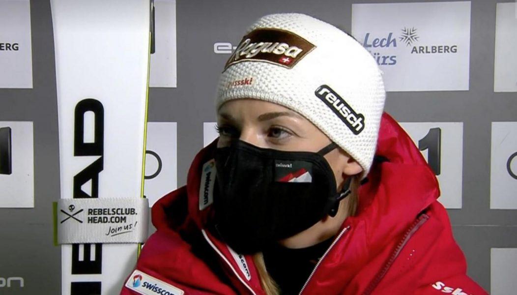 """Sci alpino Lara Gut: """"Sul parallelo c'è tanto da discutere e migliorare. A Lech comunque il tracciato più bello"""""""