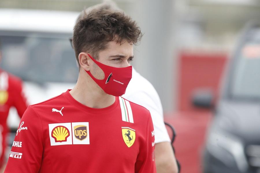 """F1, Charles Leclerc: """"Speravo di essere più veloce, dobbiamo lavorare sul bilanciamento della Ferrari"""""""