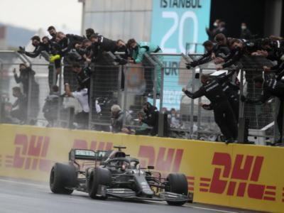 F1, GP Turchia 2021: numeri, statistiche, curiosità. Lewis Hamilton mira al tris realizzato solo da Felipe Massa