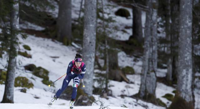 """Biathlon, Linda Zingerle in corsa per il premio """"Piotr Nurowski"""" come miglior giovane atleta europea degli sport invernali"""