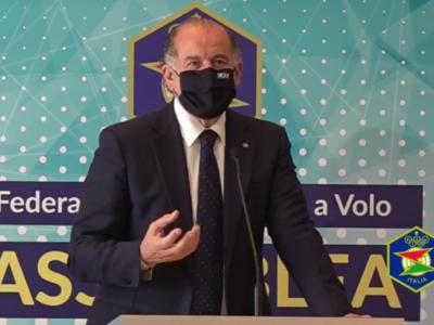 Tiro a volo, FITAV: Luciano Rossi rieletto alla presidenza sino al 2024