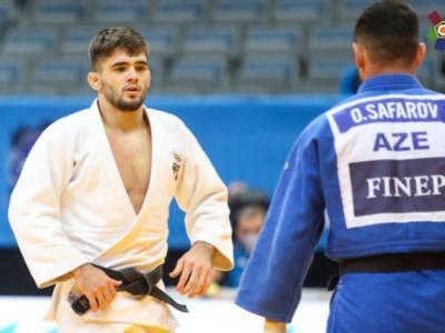 Judo, Manuel Lombardo superlativo! L'azzurro è in finale nei 66 kg agli Europei