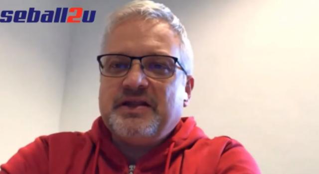 """Baseball, Andrea Marcon: """"Felice per la rielezione, Maestri sarà un valore aggiunto. Europei 2021 una grande occasione"""""""