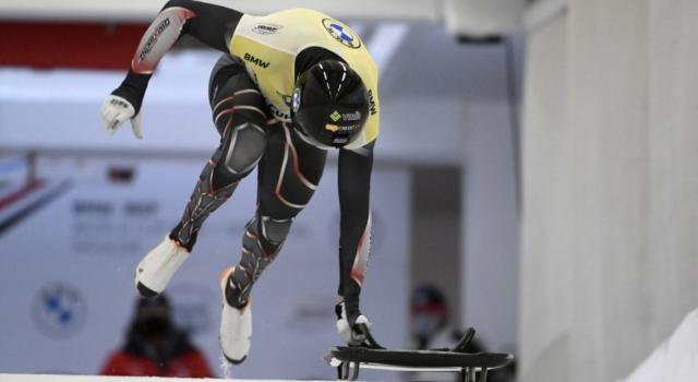 Skeleton, Martins Dukurs si aggiudica anche gara-2 di Sigulda davanti al fratello Tomass, 13° Mattia Gaspari