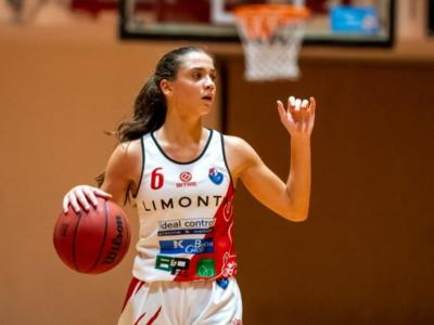 """Basket femminile, Matilde Villa: """"Costa Masnaga, spero che arriveremo ai playoff. La maglia della Nazionale ti fa dare il meglio"""""""