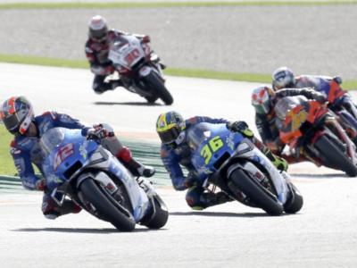 """LIVE MotoGP, GP Europa DIRETTA: ansia Covid-19 per Dovizioso. Valentino Rossi: """"Suzuki superiore a Yamaha"""""""