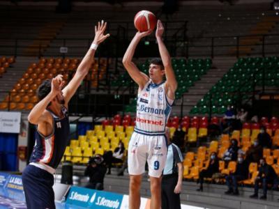 Basket, i migliori italiani della 9a giornata di Serie A. Procida-Pecchia, l'azzurro di Cantù. Bene Tambone, Baldasso vuole Tallinn