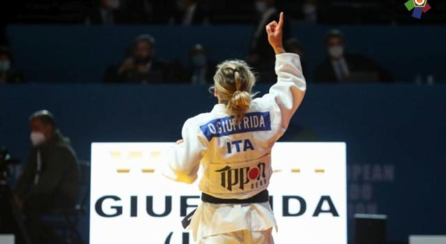 Judo, Europei: Odette Giuffrida vola ai quarti di finale nei 52 kg, eliminate tutte le altre azzurre