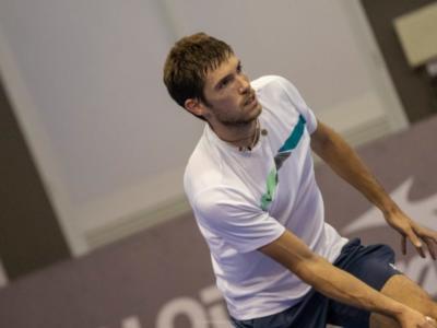 Tennis, ATP Sofia 2020: Fabrizio Ornago eliminato nel turno decisivo delle qualificazioni