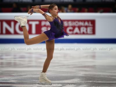 Pattinaggio artistico: Alena Kostornaia guida la classifica dopo lo short alla Rostelecom Cup 2020. Terza Alexandra Trusova