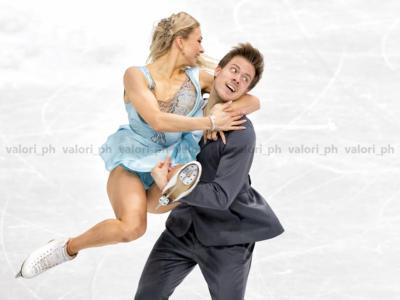 Pattinaggio di figura: Sinitsina-Katsalapov trionfano nella danza alla Rostelecom Cup 2020, secondi Zagorski-Guerreiro