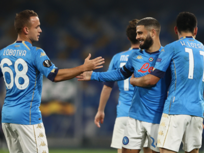 LIVE Napoli-Roma 4-0, Serie A in DIRETTA: poker degli azzurri che volano nella serata di D10S! Notte fonda in casa giallorossa. Pagelle e highlights