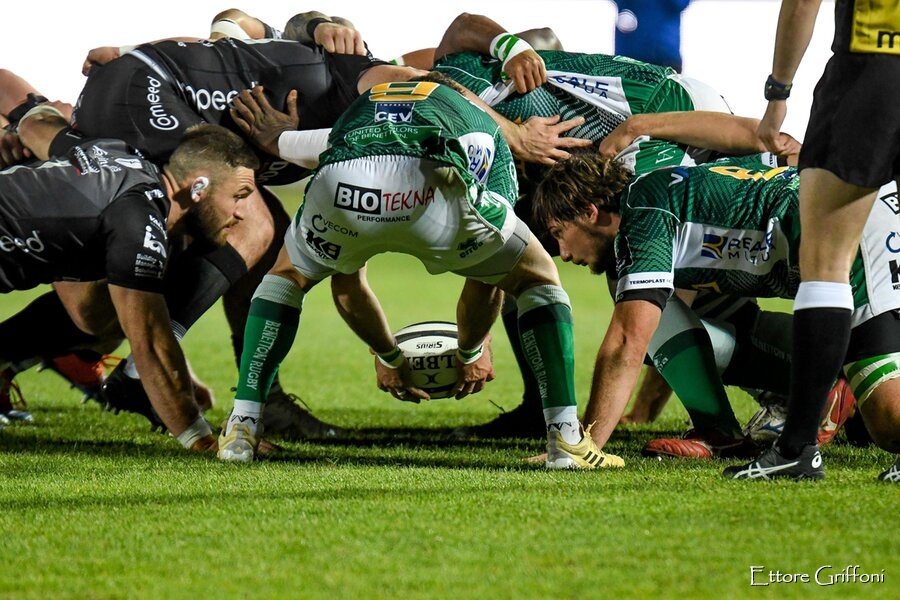Rugby |  PRO14 2021 |  le formazioni ufficiali del derby Zebre-Benetton