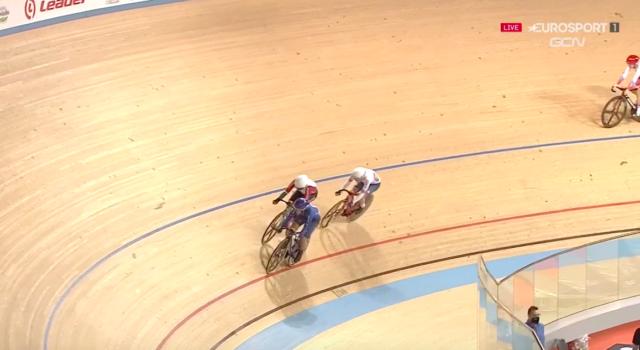 Ciclismo su pista, Europei 2020: Rachele Barbieri argento nell'eliminazione