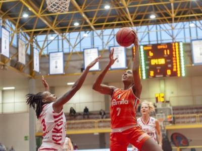 Basket femminile: Schio passa con le big a San Martino di Lupari nell'anticipo di Serie A1